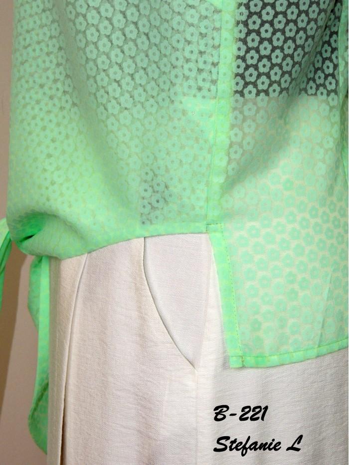 Блуза жіноча B-221
