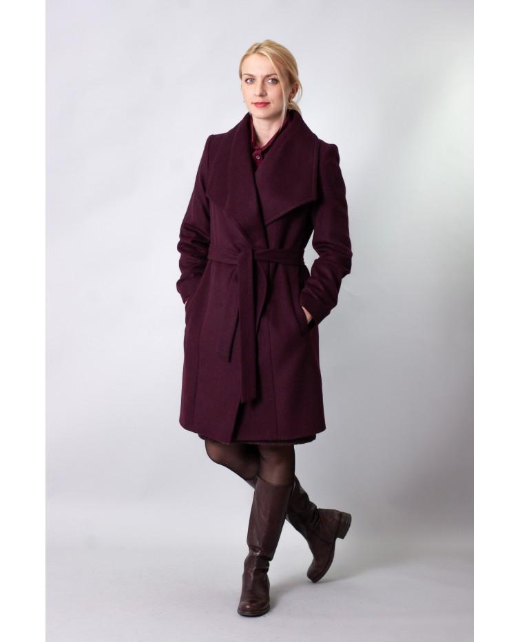 Пальто жіноче A-306