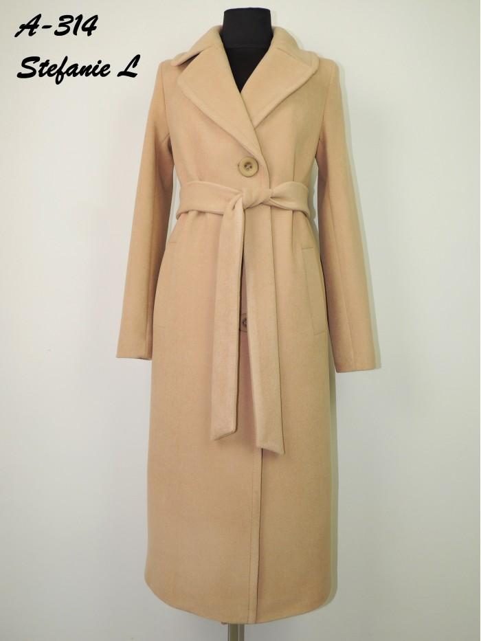Пальто жіноче A-314