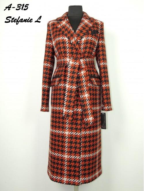 Пальто жіноче A-315