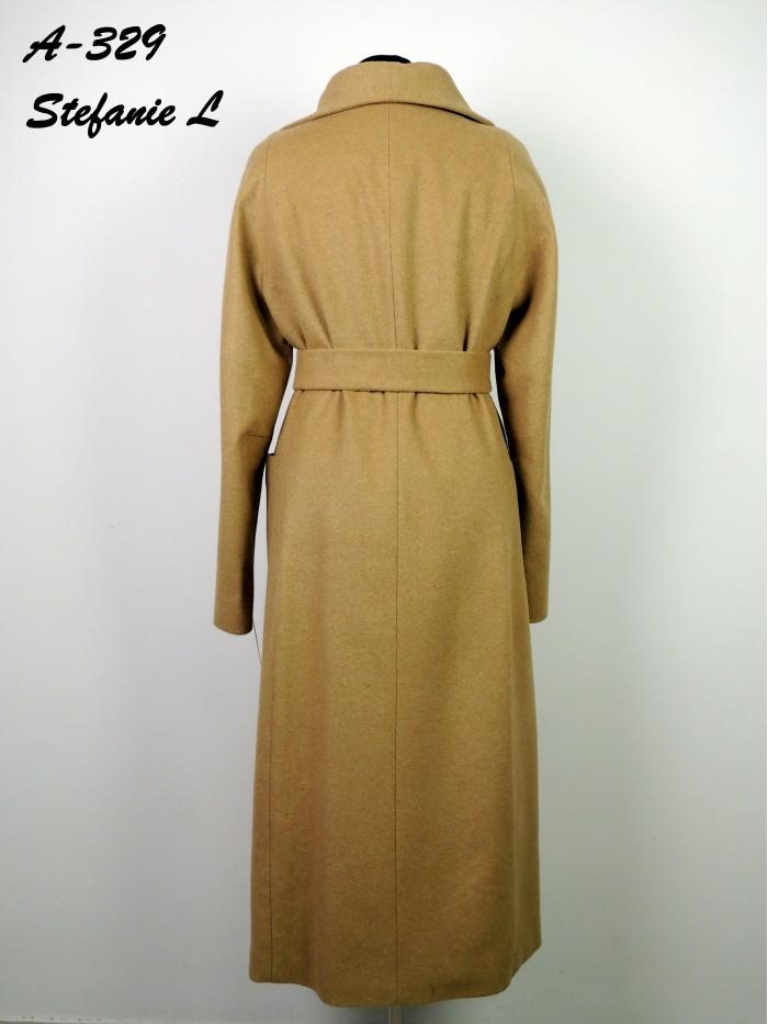 Пальто жіноче A-329