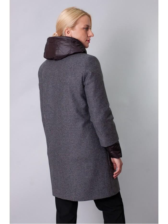 Пальто жіноче A-332