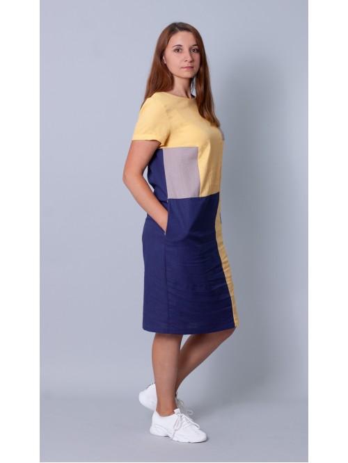 Women's dress D-586
