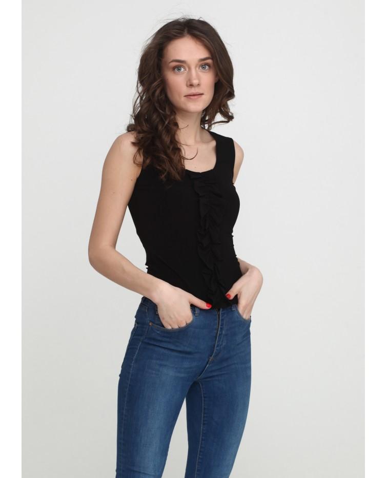 Трикотажна блуза T-015