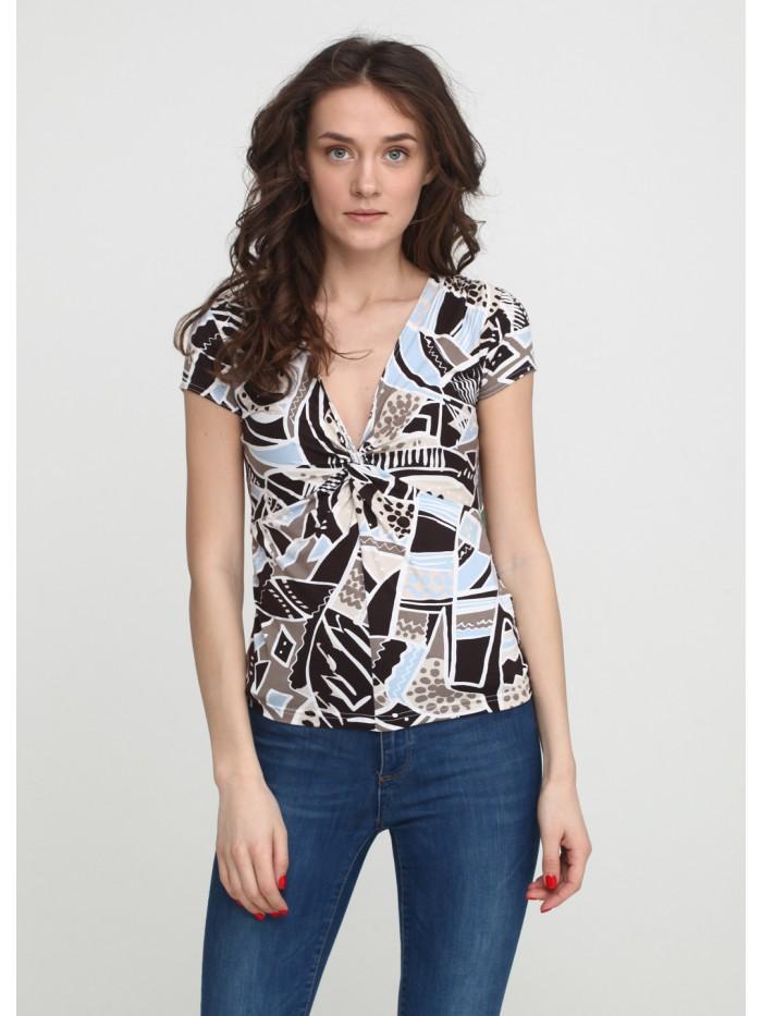 Трикотажна блуза T-041