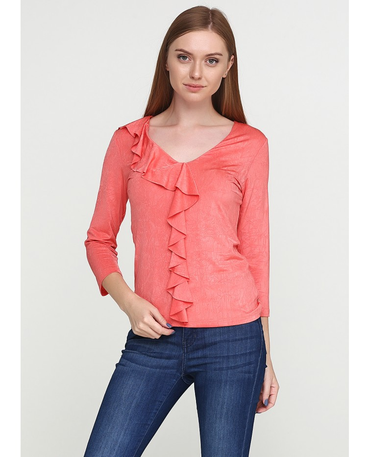 Knitted blouse T-050