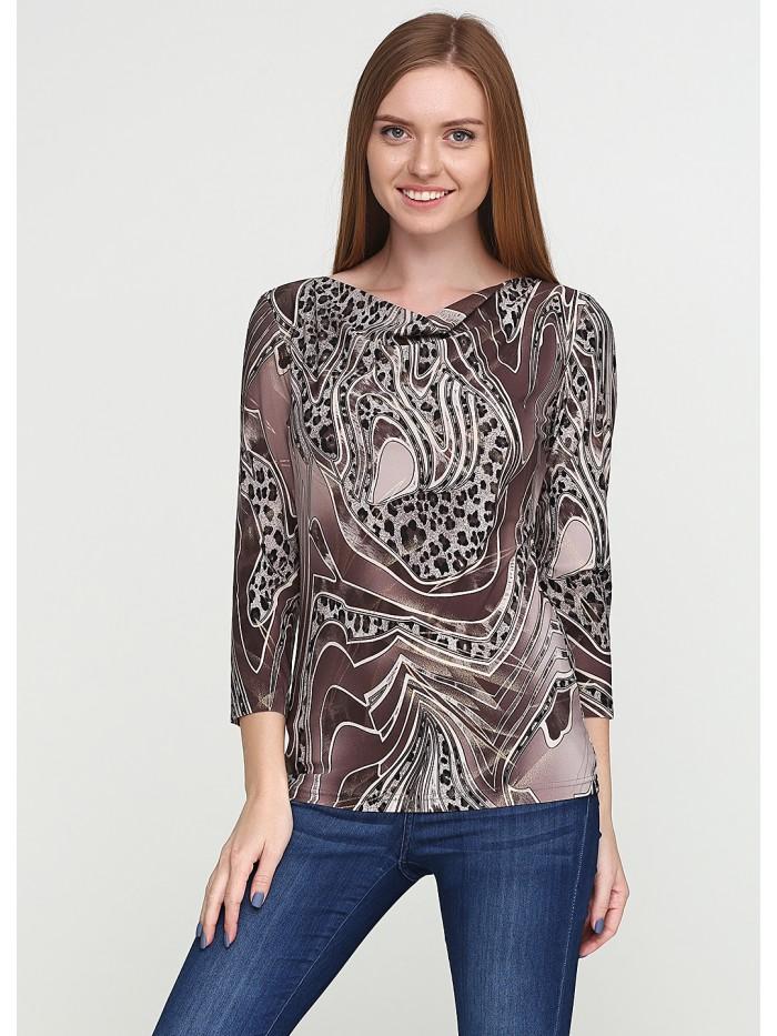Трикотажна блуза T-052