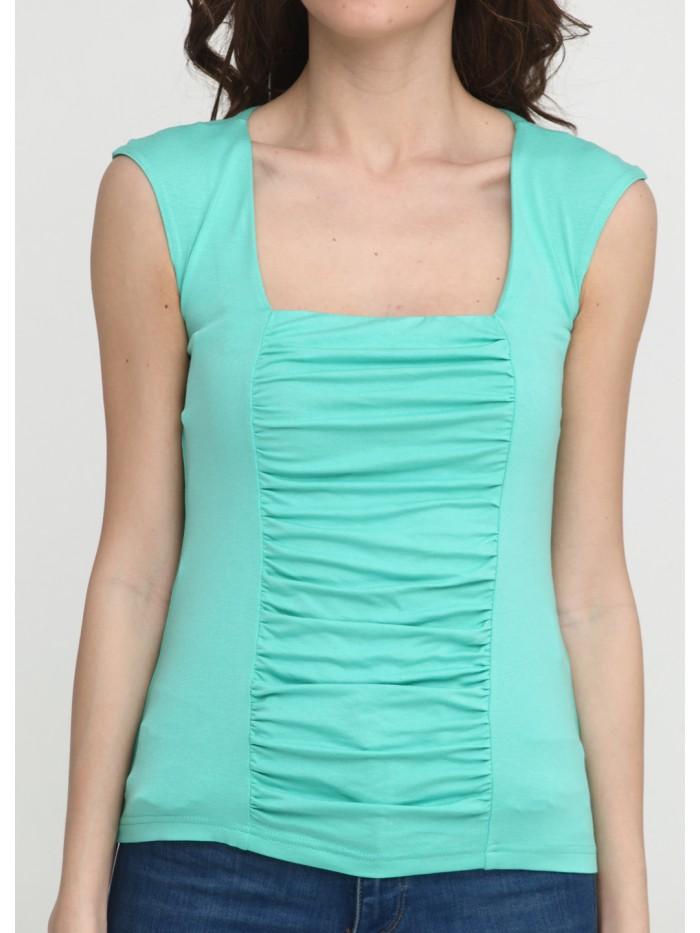 Трикотажна блуза T-087