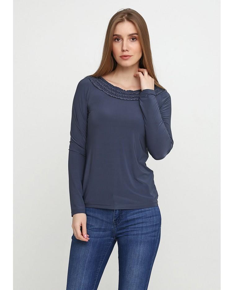 Трикотажна блуза T-093
