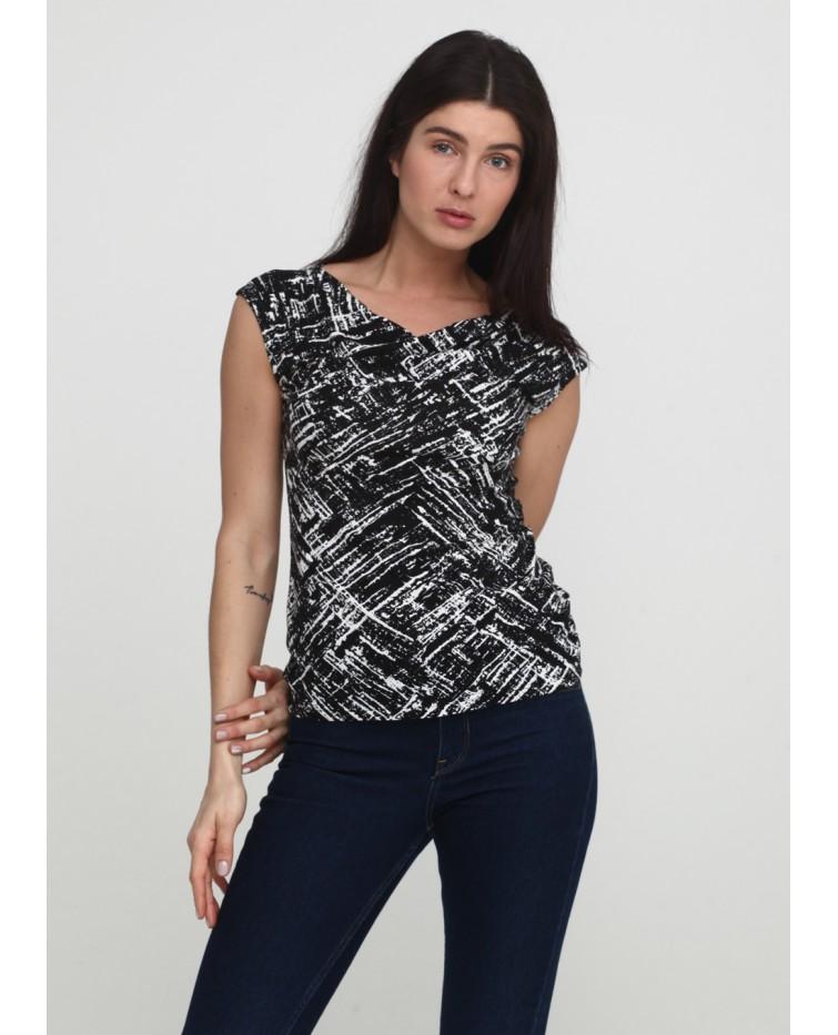 Трикотажна блуза T-098