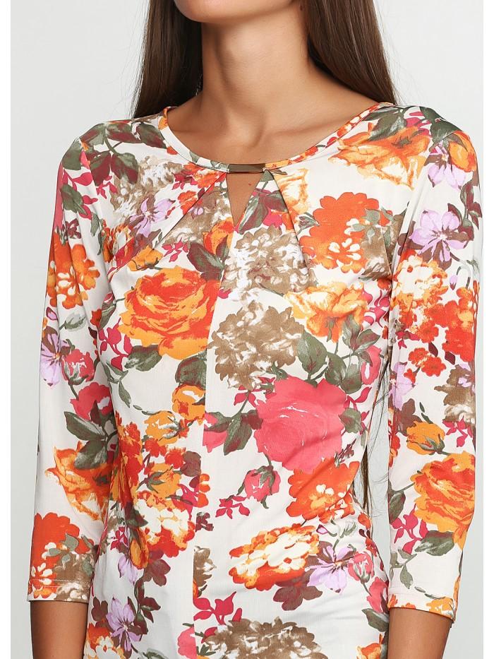 Трикотажна блуза T-118