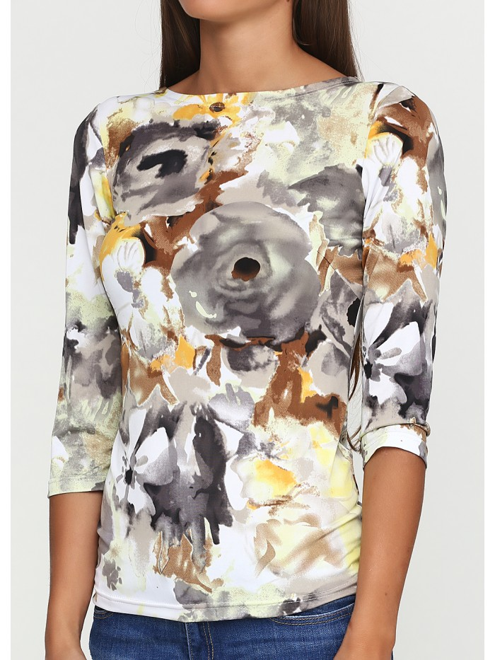 Трикотажна блуза T-119