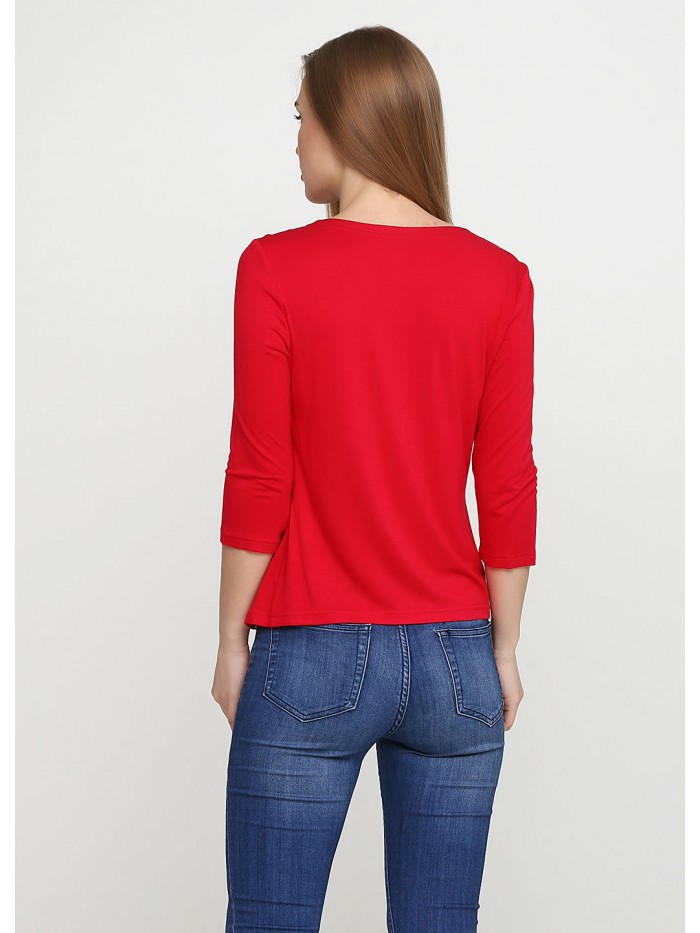 Knitted blouse T-120