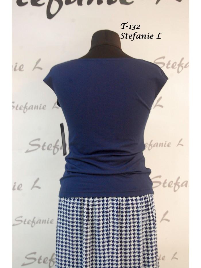 Трикотажна блуза T-132
