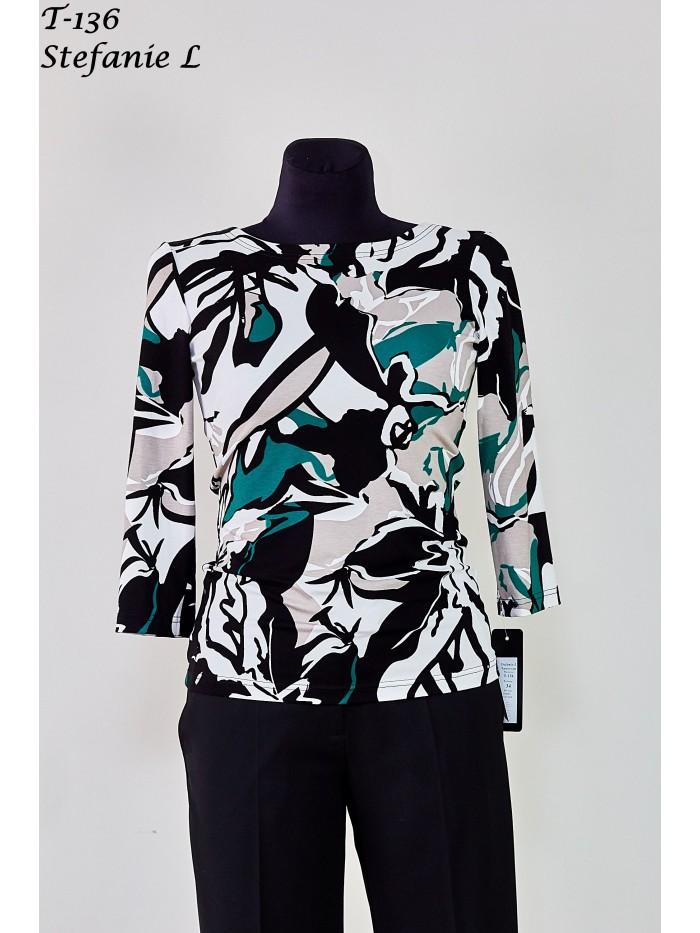 Трикотажна блуза T-136