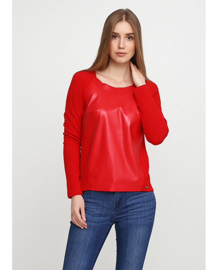 Knitted blouse  T-139
