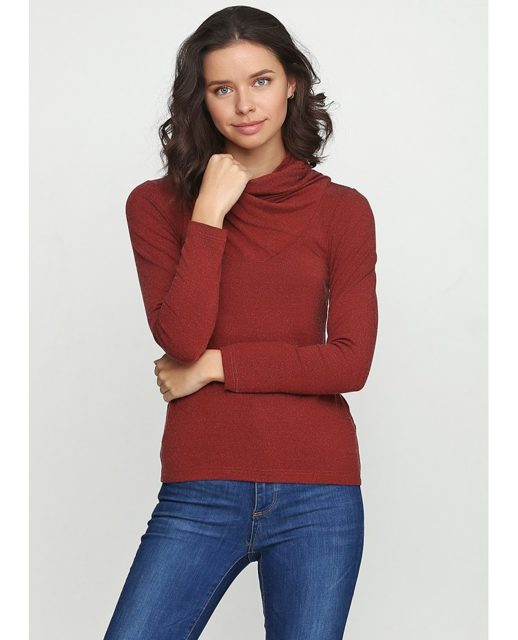 Knitted blouse T-144