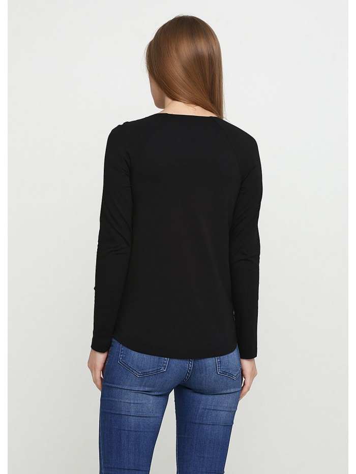 Knitted blouse T-146