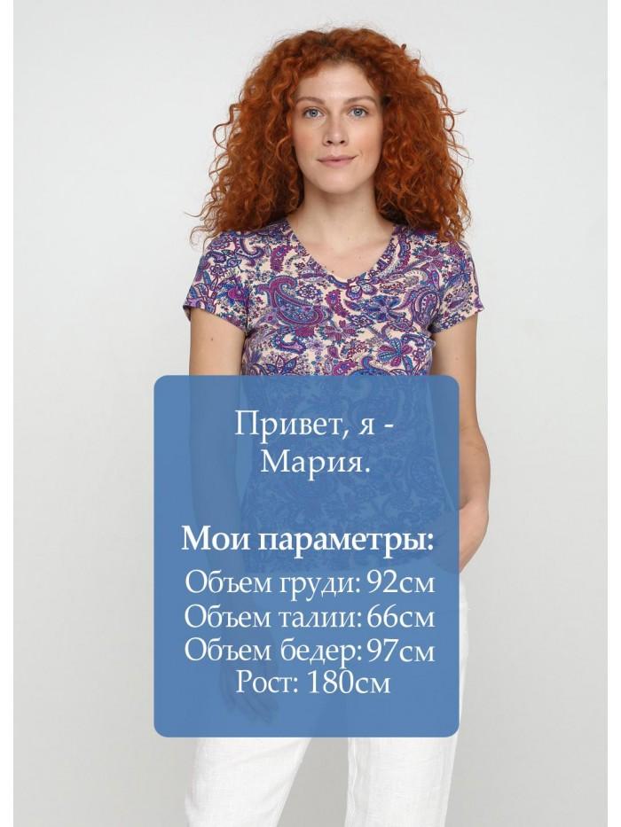 Трикотажна блуза T-150