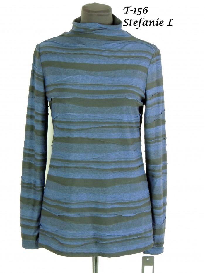 Трикотажна блуза T-156