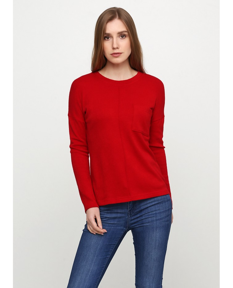 Knitted blouse T-157