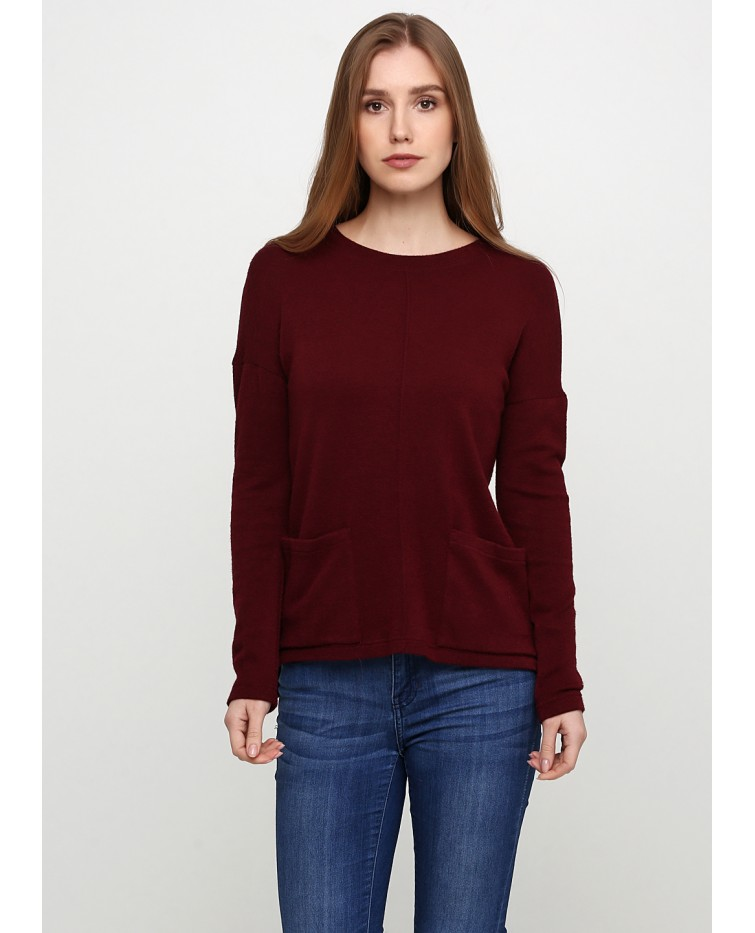 Knitted blouse T-159