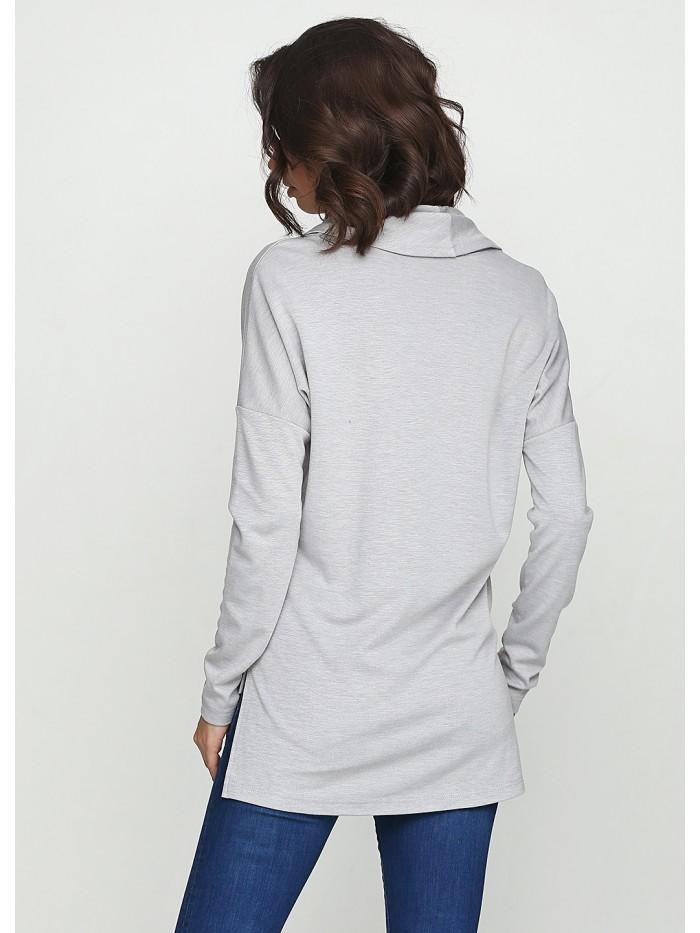 Трикотажна блуза T-163