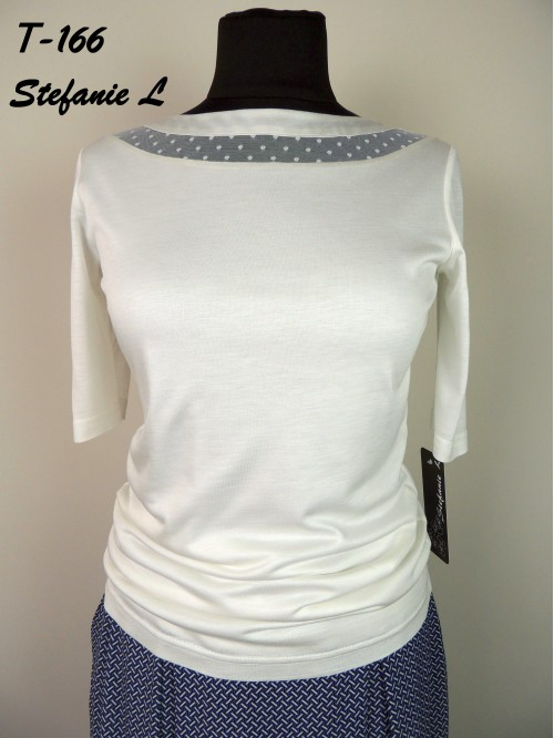 Трикотажна блуза T-166