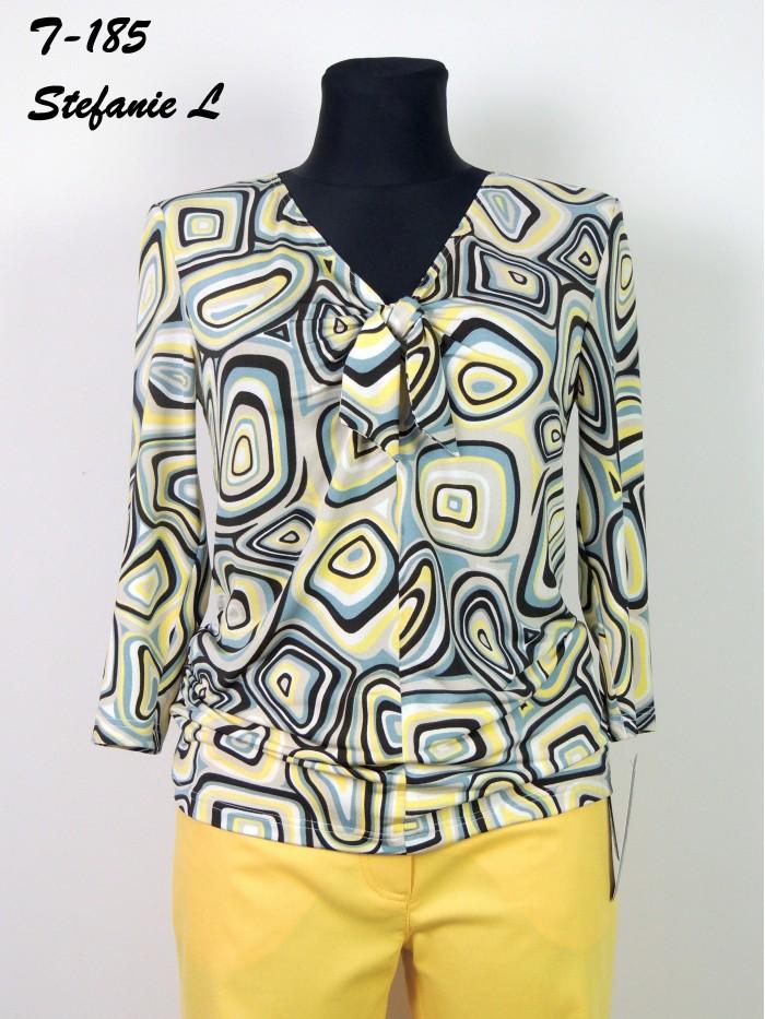 Трикотажна блуза T-185