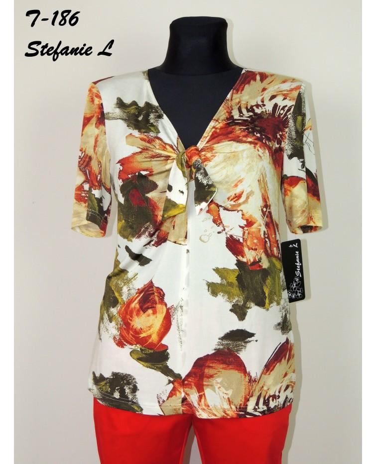 Трикотажна блуза T-186