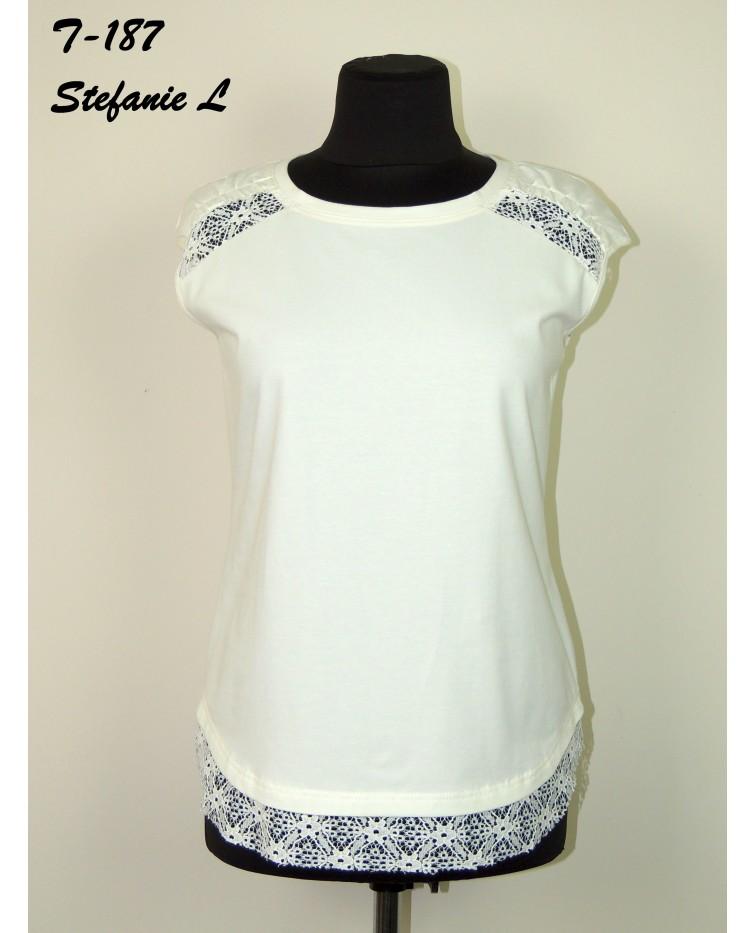 Трикотажна блуза T-187