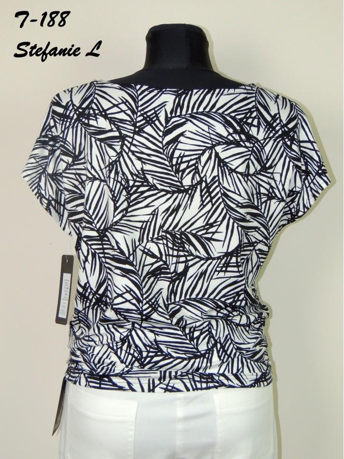 Трикотажна блуза T-188