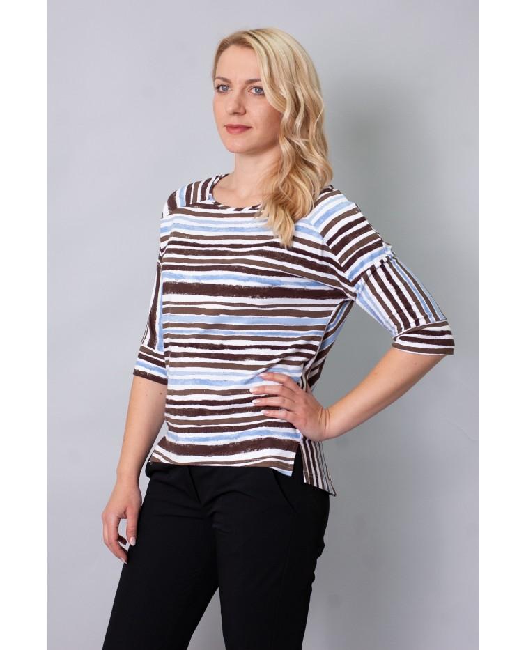 Трикотажна блуза T-193