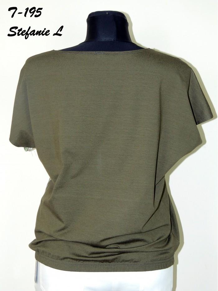 Трикотажна блуза T-195