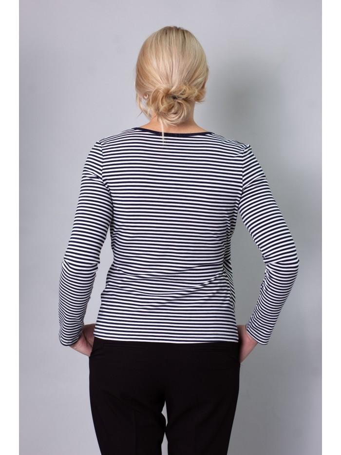 Трикотажна блуза T-196