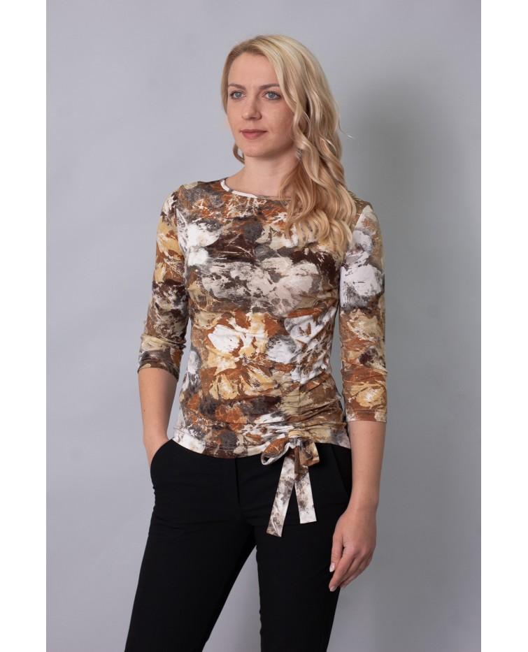 Трикотажна блуза T-197