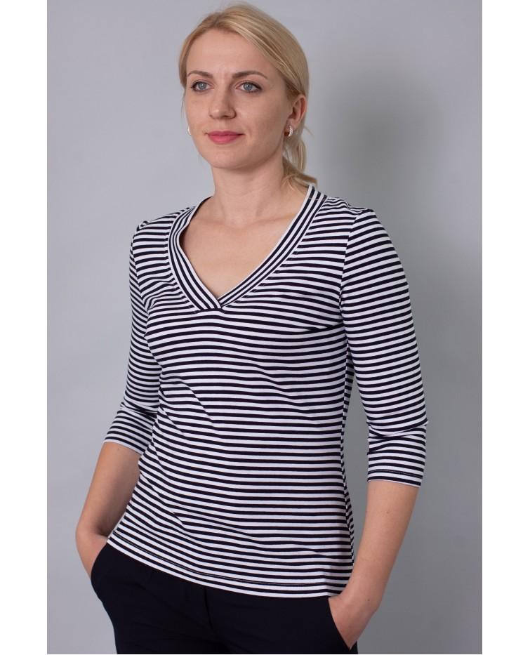 Трикотажна блуза T-198