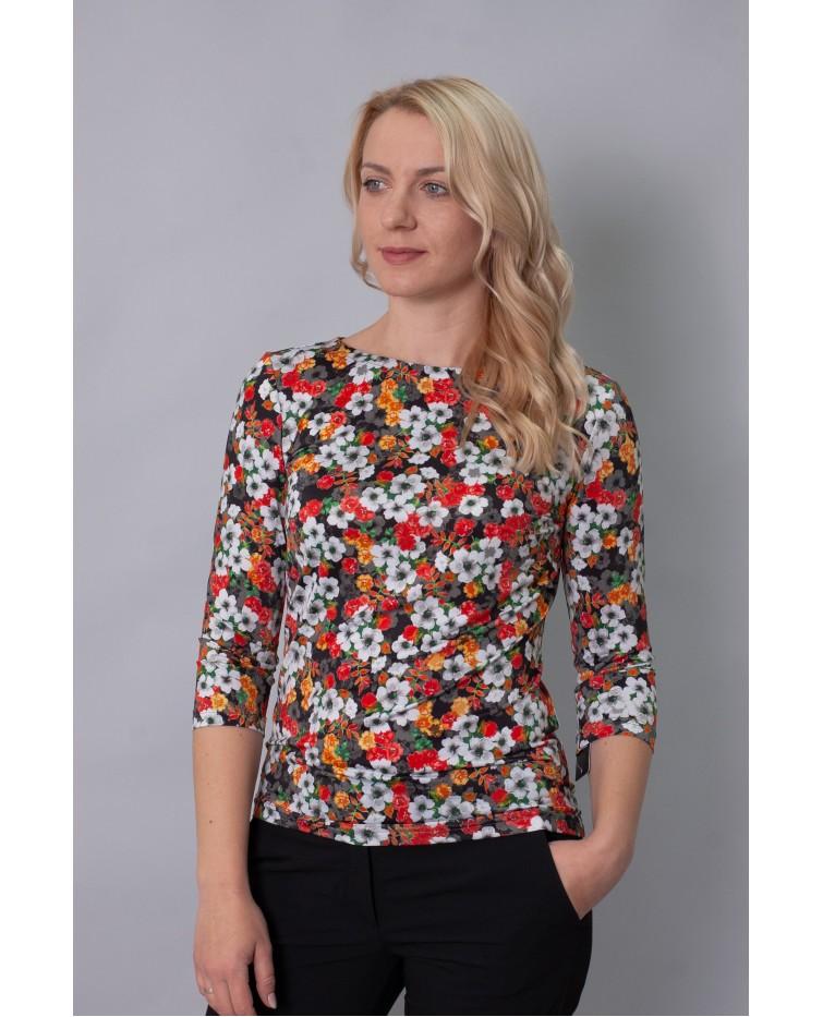 Трикотажна блуза T-199