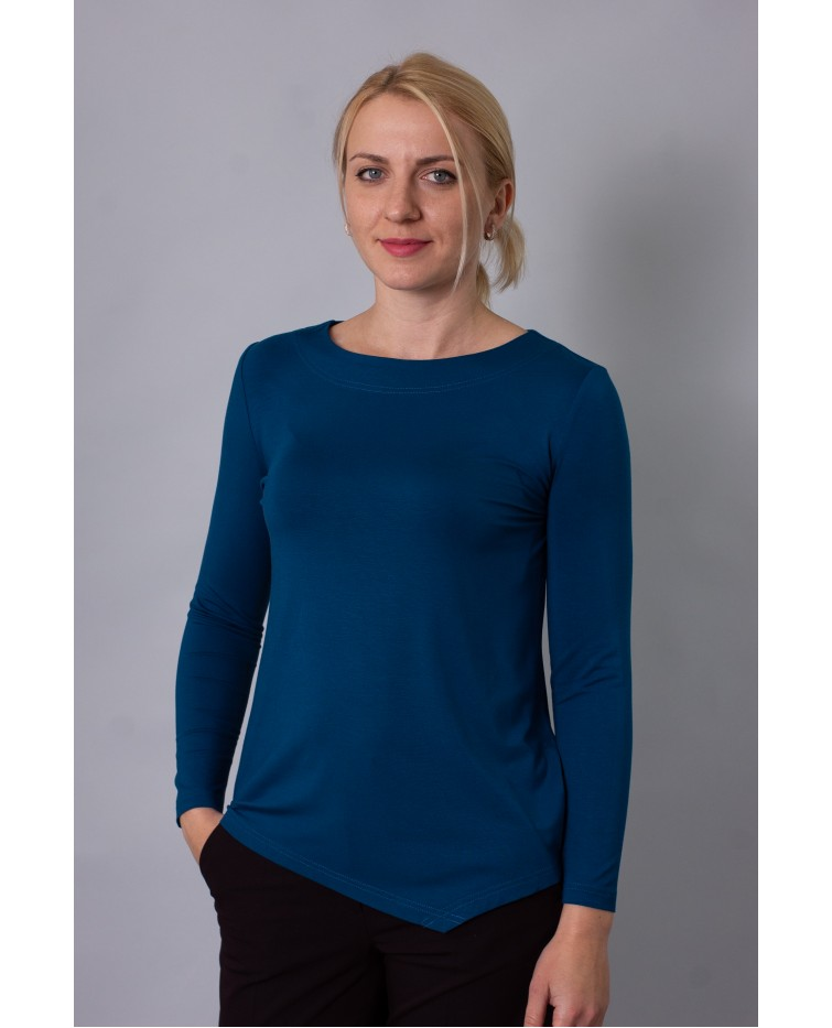 Knitted blouse T-204