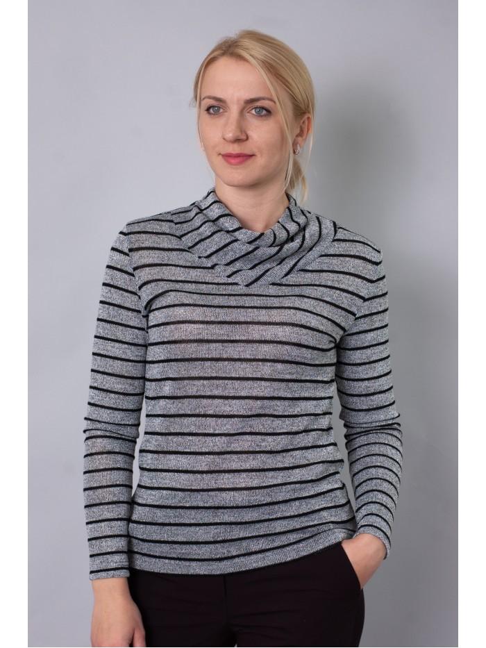 Трикотажна блуза T-207