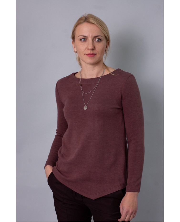 Трикотажна блуза T-209