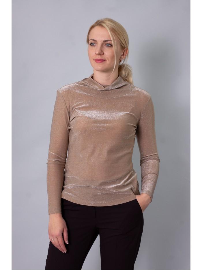 Трикотажна блуза T-211