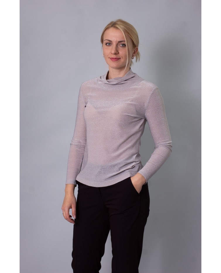 Knitted blouse T-211