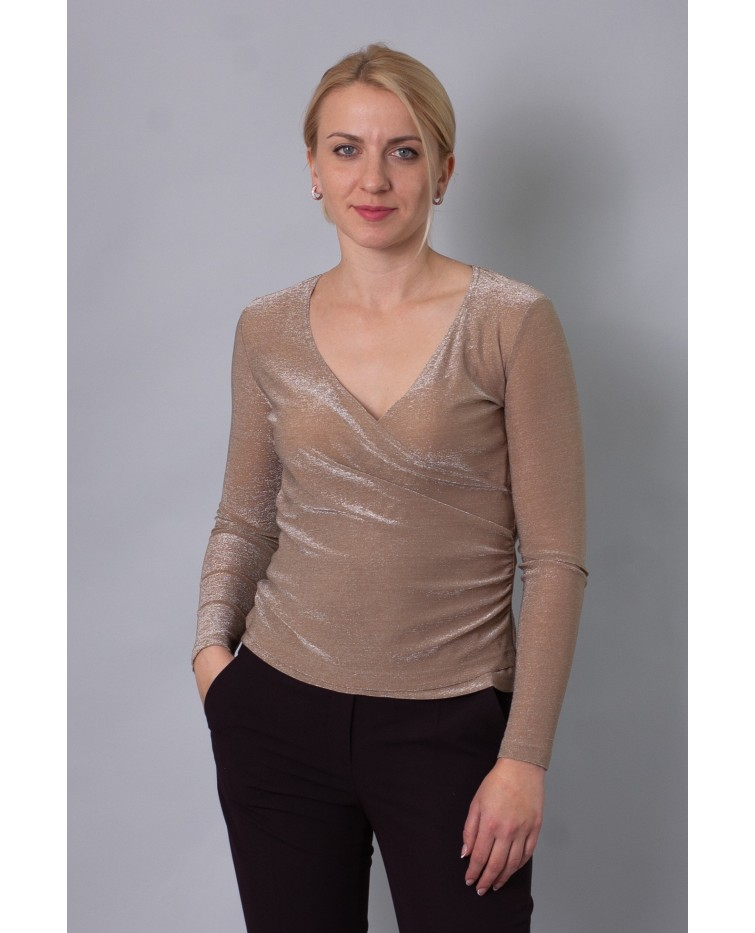 Трикотажна блуза T-212