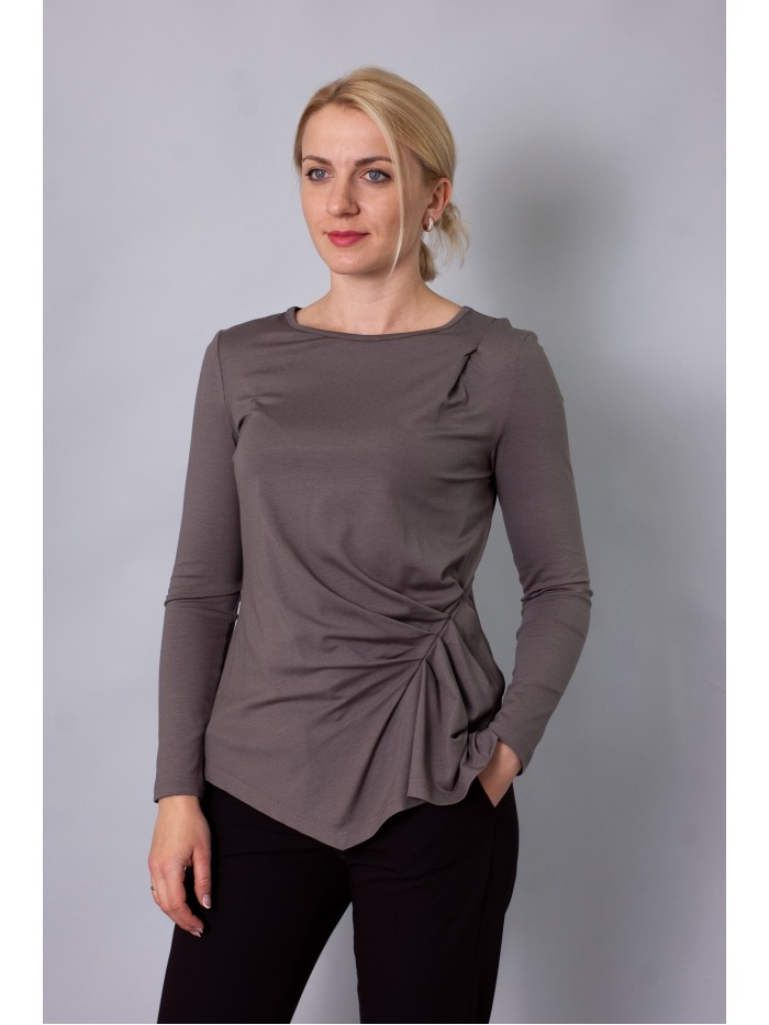 Knitted blouse T-213