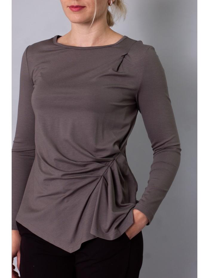 Трикотажна блуза T-213