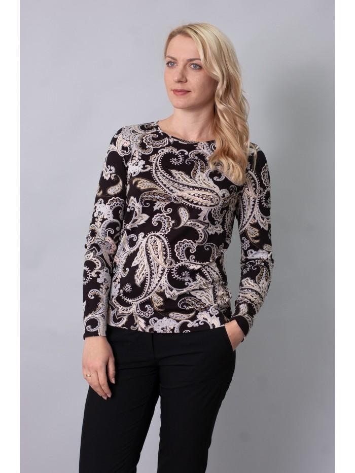 Трикотажна блуза T-217