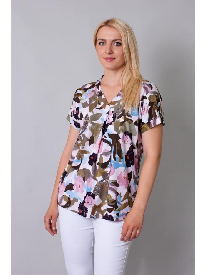 Трикотажна блуза T-228